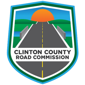 2021 Clinton County Road Commission Logo